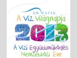 Március 22. a Víz Világnapja