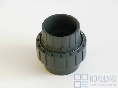 Hollander d50 PN16 PVC EPDM O-gyűrű