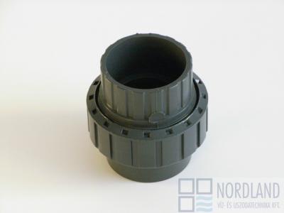 Hollander d75 PN10 PVC EPDM O-gyűrű