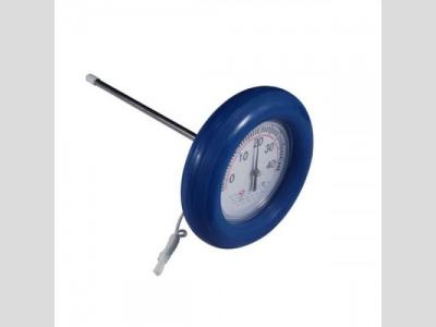 Hőmérő kerek, (gumiperemes) C típus