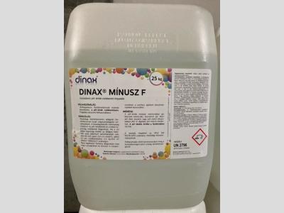 Dinax Mínusz F folyékony pH csökkentő 25 kg