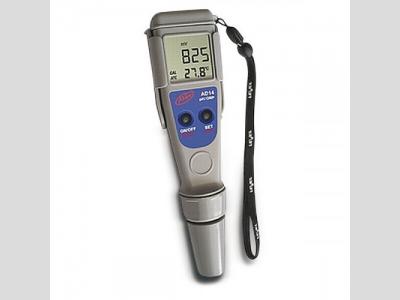Digitális pH, REDOX  mérő, hőmérő