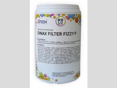 Dinax Filter Fizzy P 250 g-os papírszűrő tisztító /5 adag/